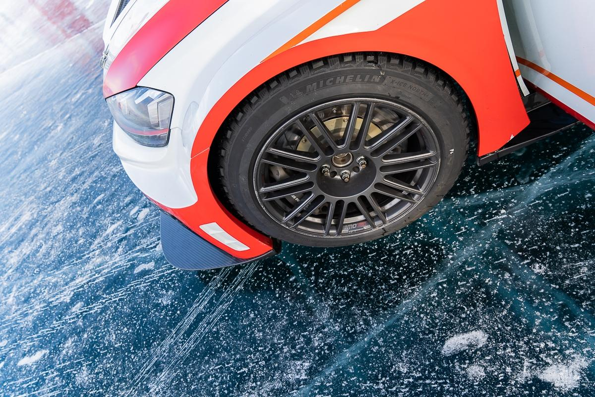 Зимние новинки Michelin бьют рекорды скорости