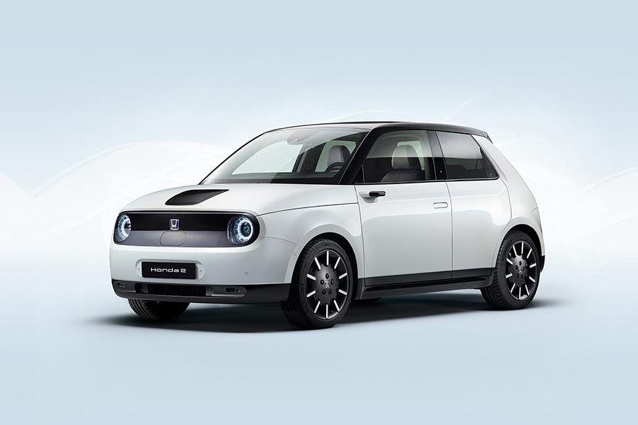 Honda e: известны характеристики серийной версии