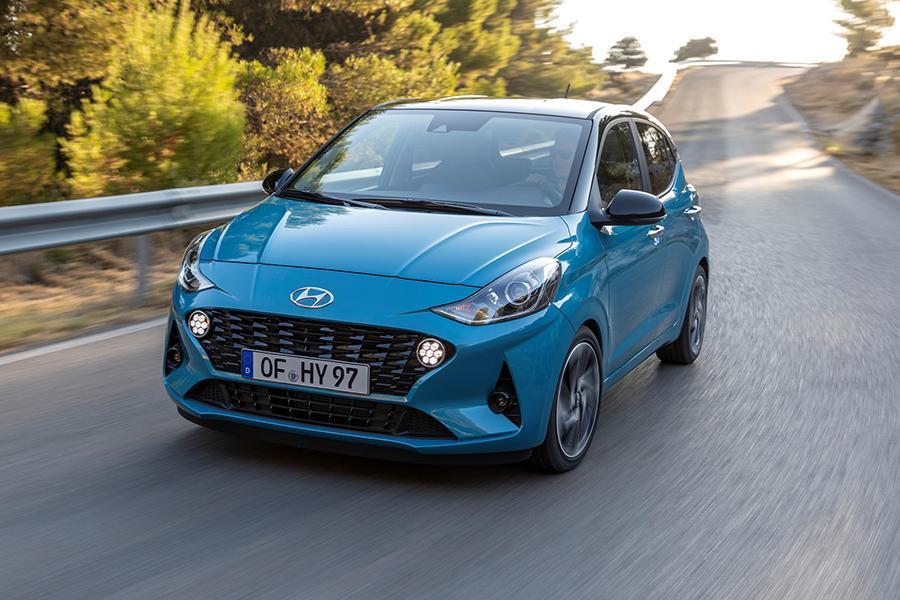 Hyundai i10 сменил поколение