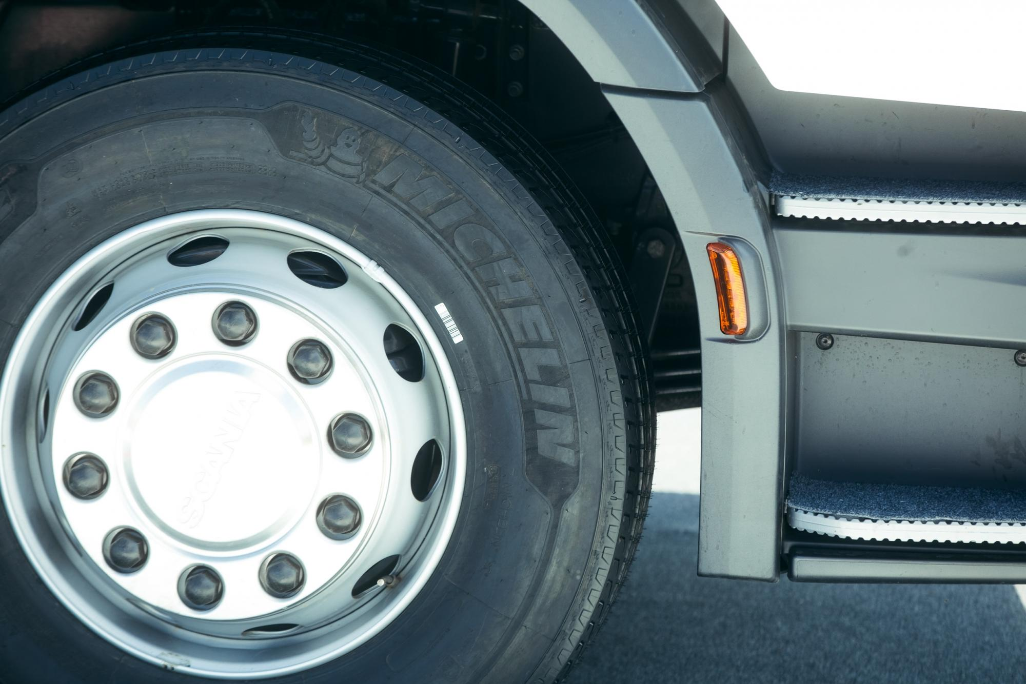 Мишлен предлагает новый подход к оценке эффективности грузоперевозок