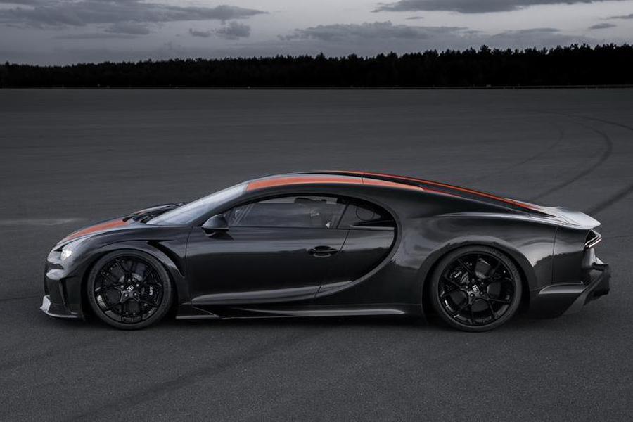 Bugatti стало неинтересно ставить рекорды скорости