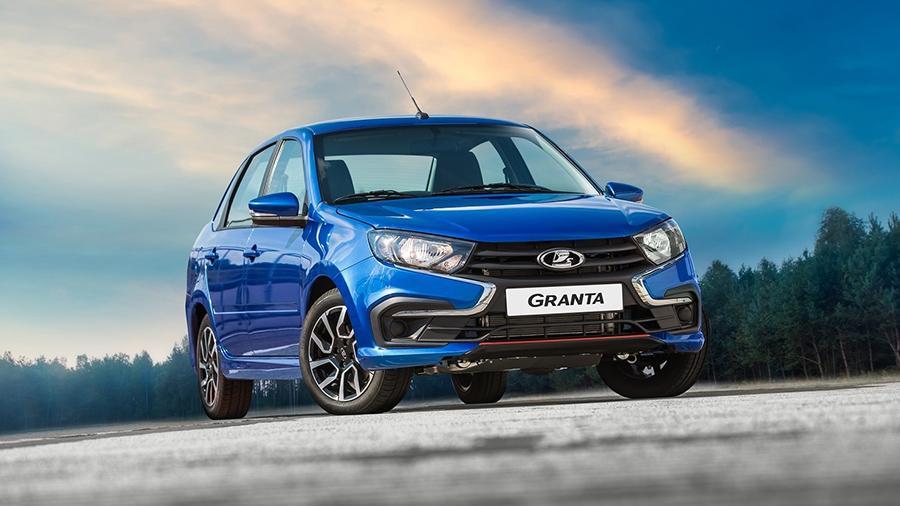 «Лада Гранта Drive Active»: новые фото и официальная цена