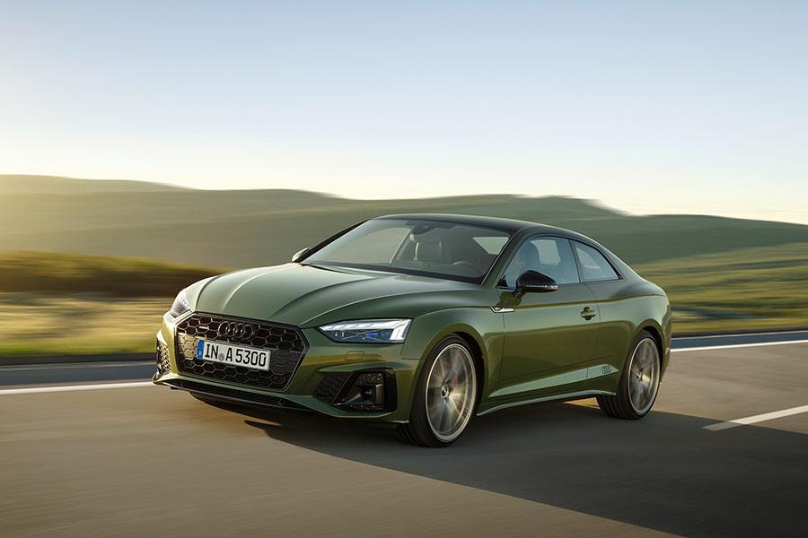Обновлено все семейство Audi A5