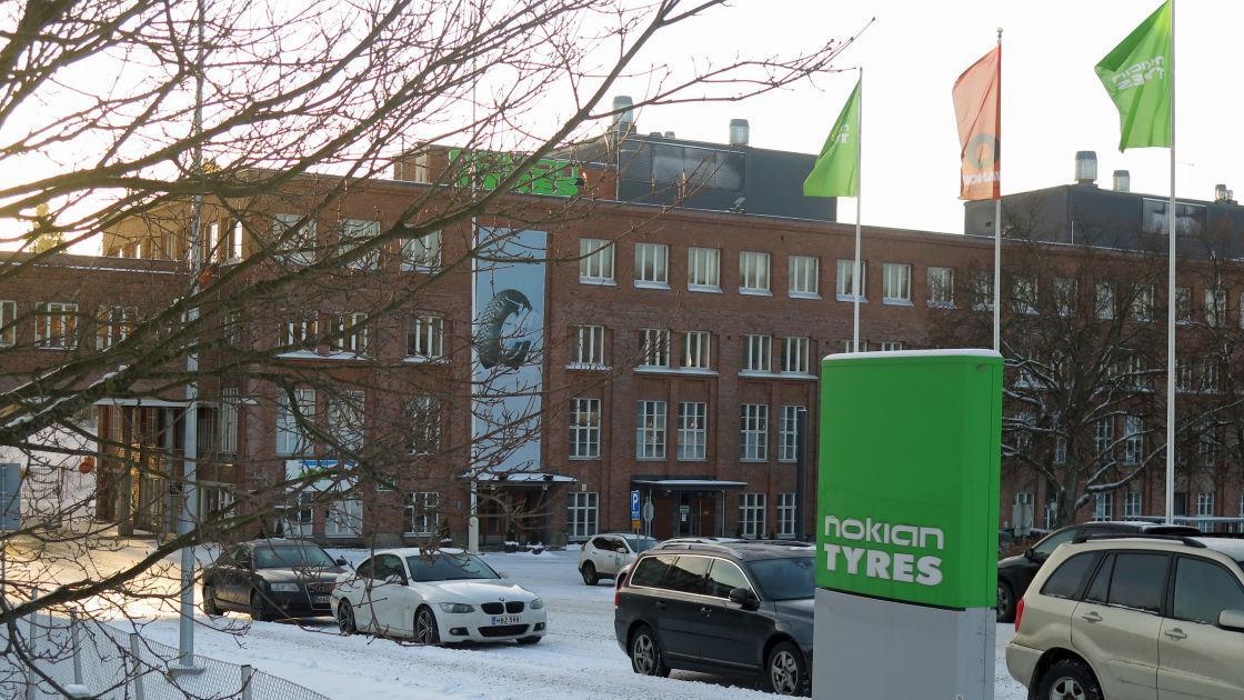 Nokian Tyres сократит численность персонала на заводе в Финляндии