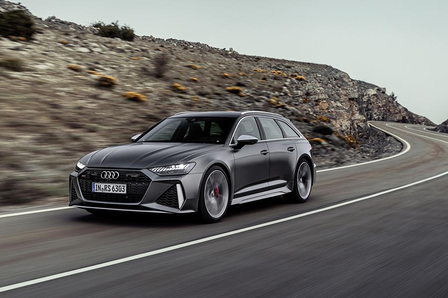 Автосалон во Франкфурте 2019: Audi RS6 Avant