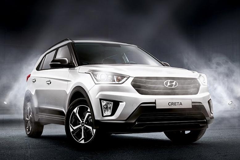 Hyundai Creta вышел в новой комплектации