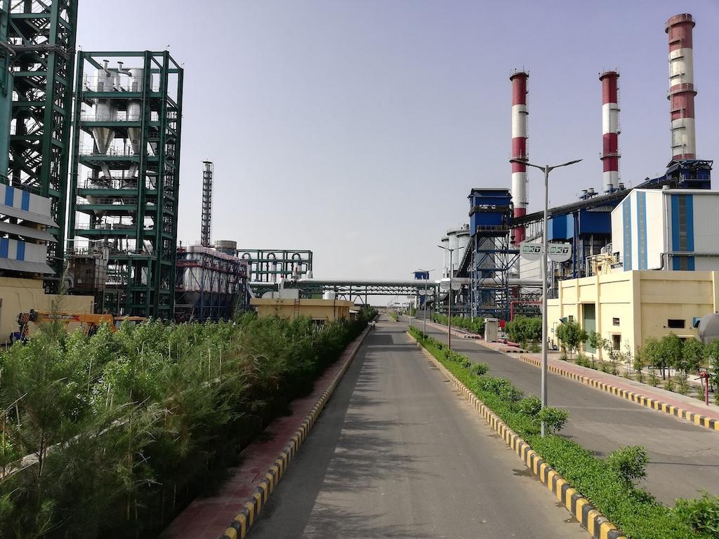 BKT расширяет производство технического углерода на заводе в Бхудже