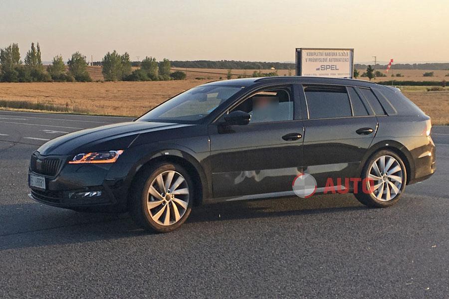 Новая Skoda Octavia: когда ждать в России?