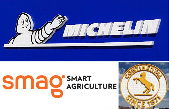 Michelin будет совершенствовать приложение Rubberway в партнерстве с Continental