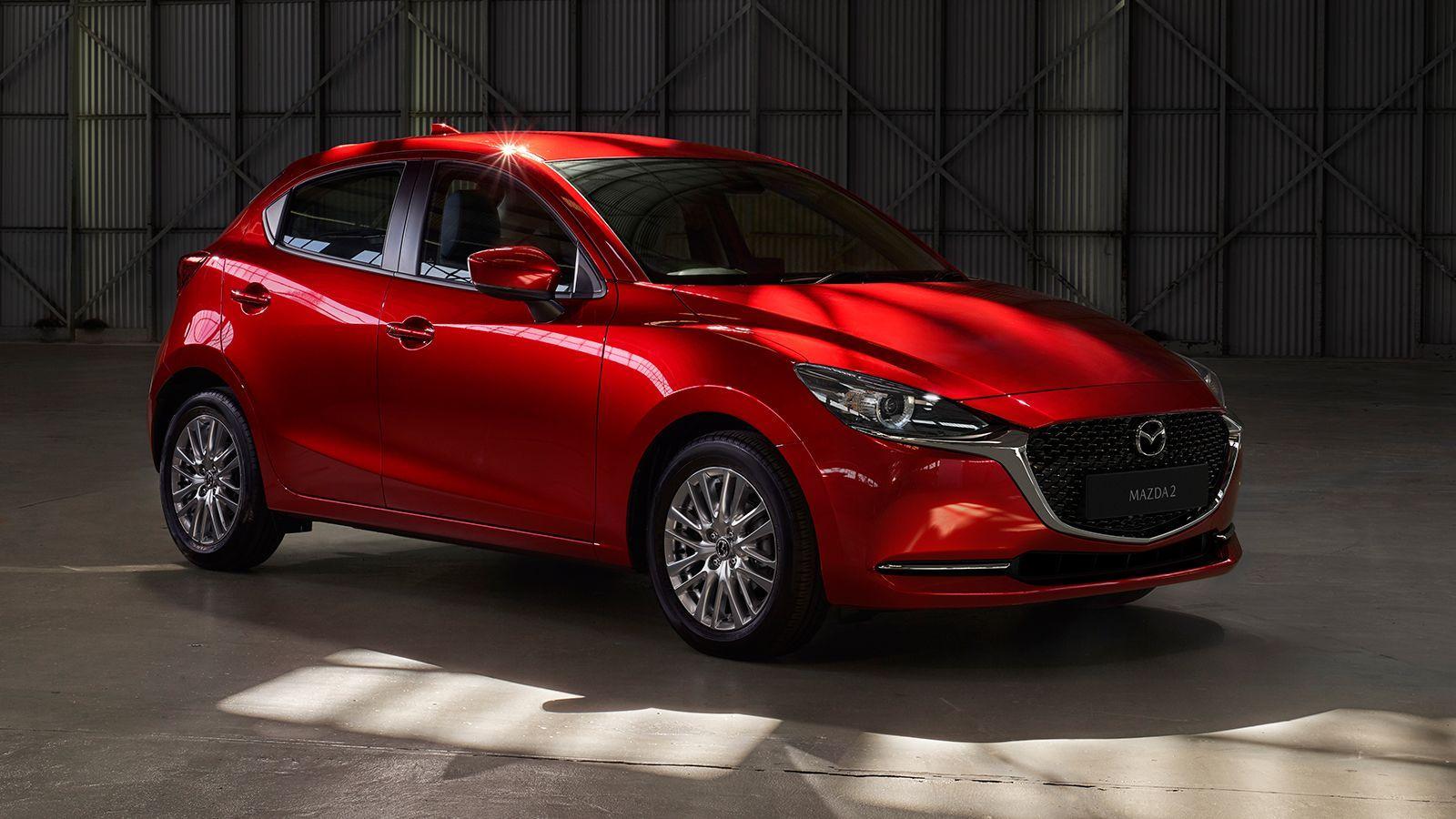 Обновленная Mazda2 поедет на экошинах Yokohama BluEarth-GT