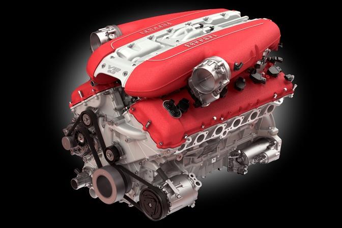 Ferrari не откажется от моторов V12