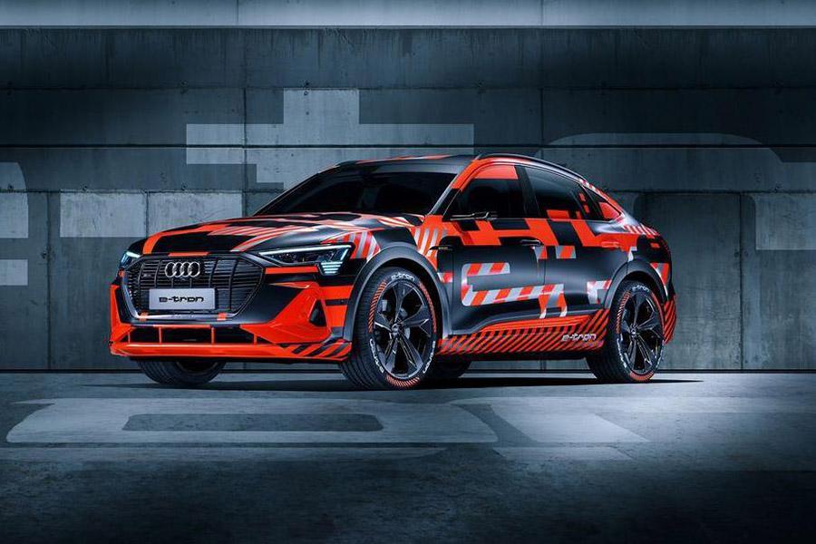 У Audi готов к премьере e-tron Sportback