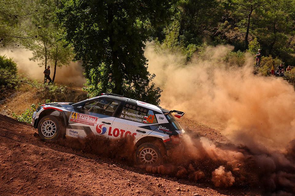 Победный дебют новых шин Pirelli на Ралли Турции