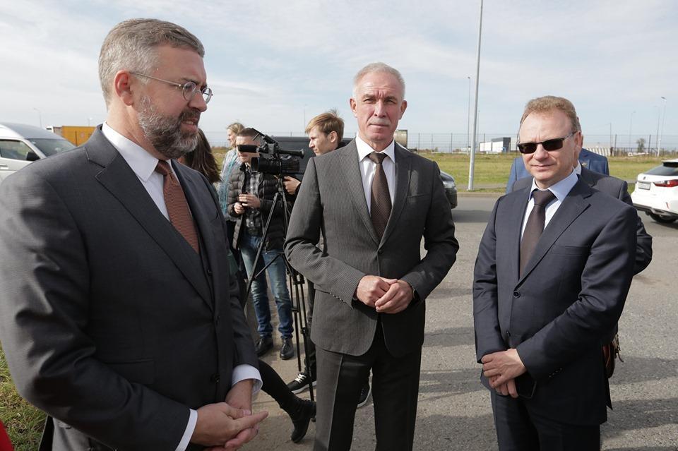 Bridgestone построит в Ульяновске региональный логистический центр за €15 млн