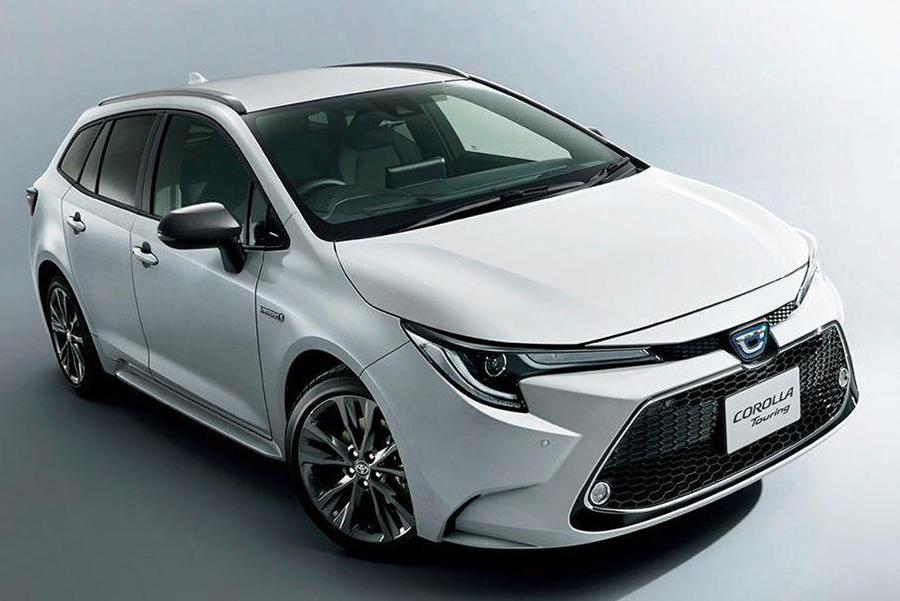 Toyota Corolla для японского рынка стала компактнее
