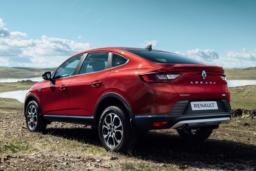 Интернет-продажи Renault Arkana потерпели крах