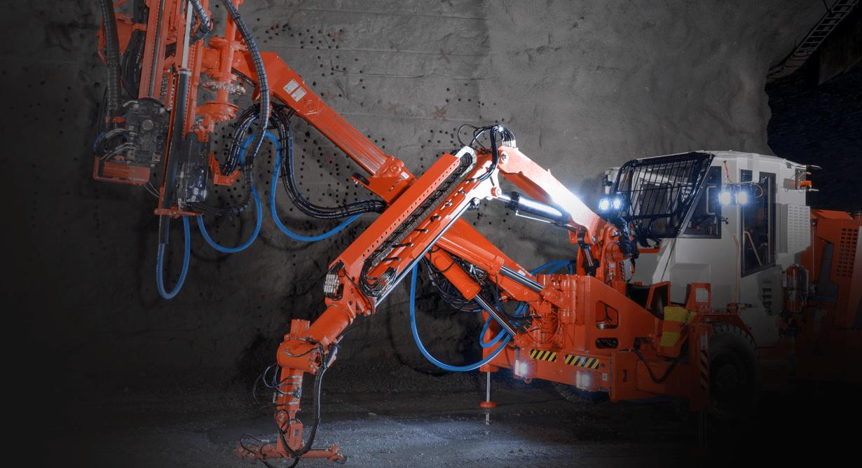 Nokian Tyres развивает линейку шин Mine King E-4 для подземных горных работ