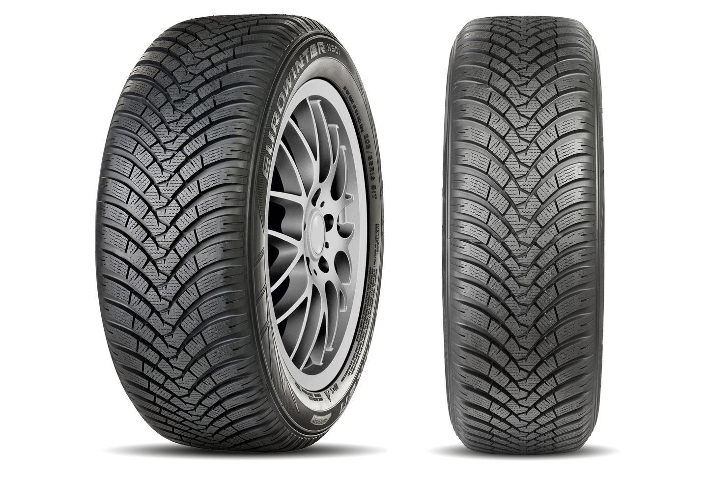 Falken Tyre Europe запускает Runflat-версию фрикционки Eurowinter HS01