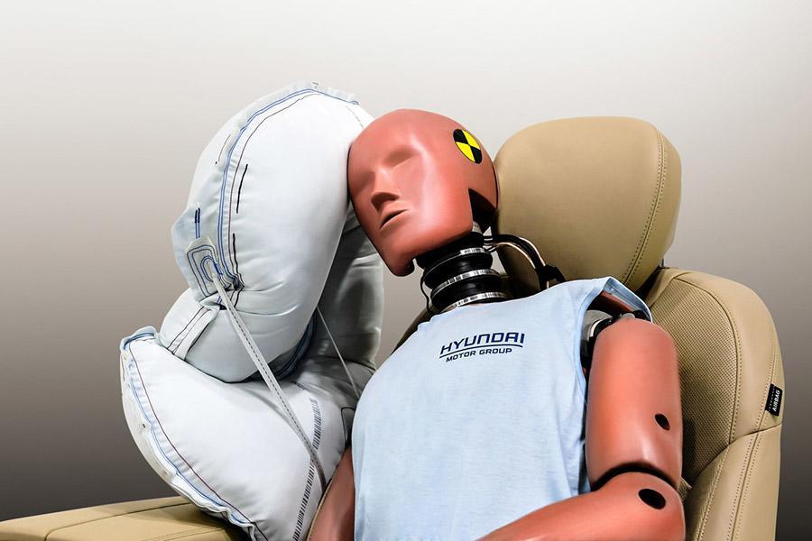 В Hyundai сделали новую подушку безопасности