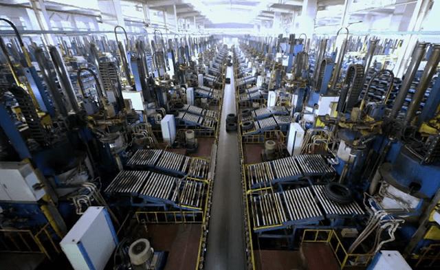 В начале 2020 года в Азербайджане начнется строительство шинного завода