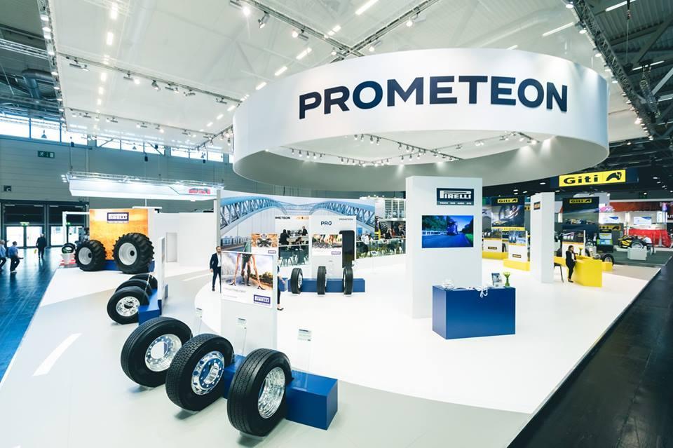 Yokohama намерена купить Prometeon Tire Group
