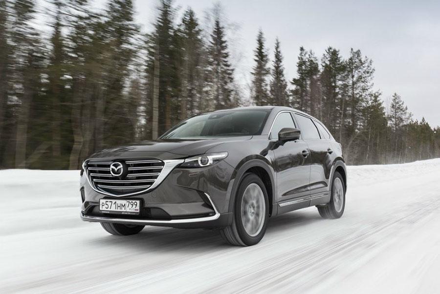 Mazda CX-9 попала под отзыв из-за проводки