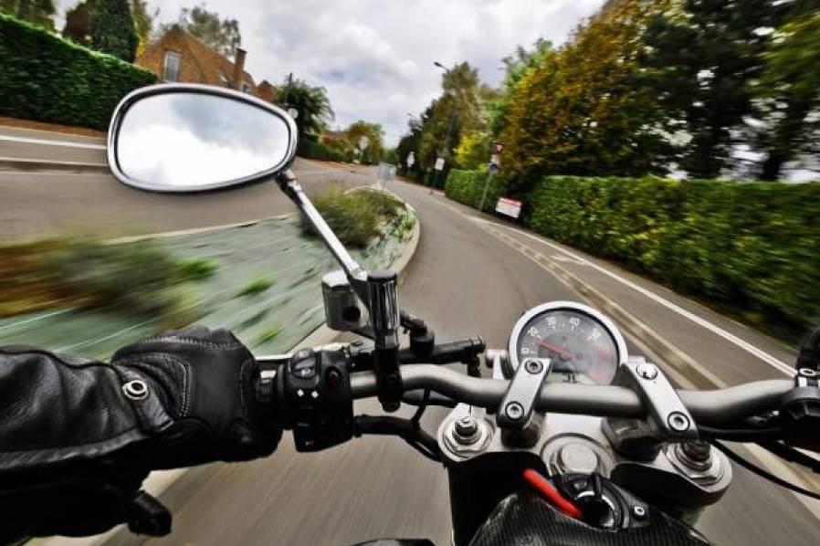 ГИБДД отметила ухудшение статистики аварий с мотоциклами