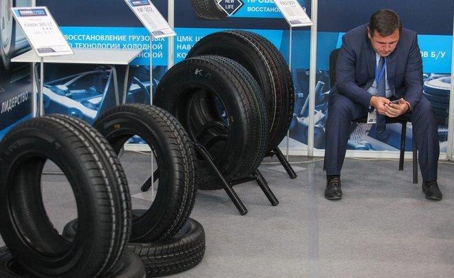 Минпромторг предлагает вводить обязательную маркировку шин поэтапно
