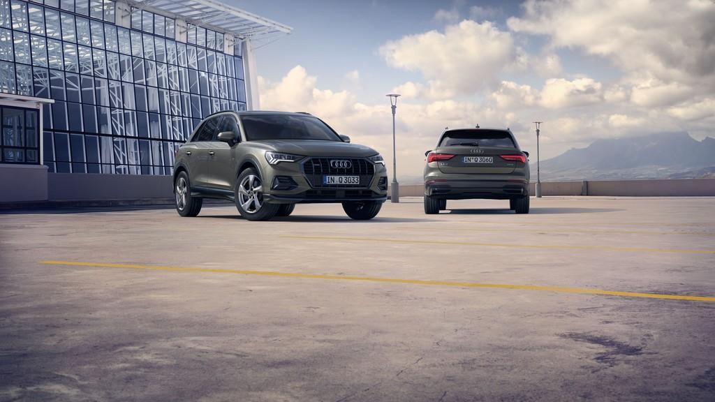 Для новых Audi Q3 выбраны OE-шины от Falken Tyres
