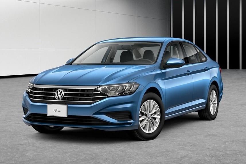 Volkswagen Jetta для России: первая информация