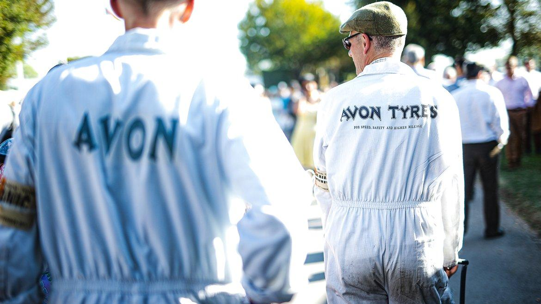 Avon Tyres на фестивале Goodwood Revival 2019