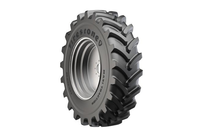 Новые Firestone Maxi Traction для максимизации отдачи от сельхозтехники
