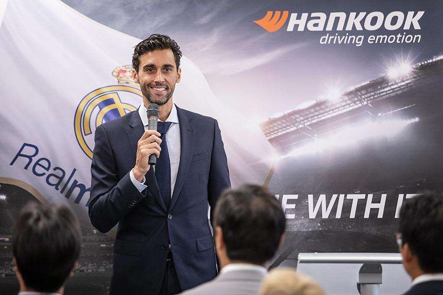 Hankook и ФК «Реал Мадрид» объединяют усилия в рамках глобальной стратегии КСО