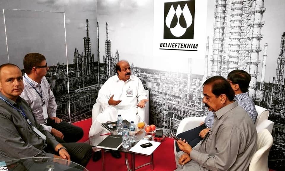Бобруйские шинники представили свою продукцию на выставке в Пакистане