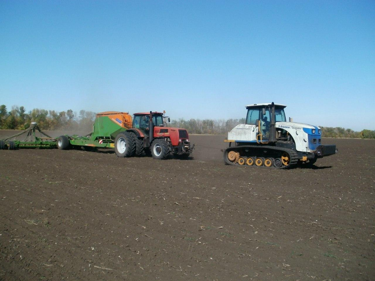 Барнаульские шинники расширяют ассортимент покрышек NorTec для сельского хозяйства