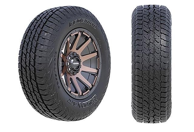 Ассортимент шин Federal пополнился новой вседорожной SUV-шиной Xplora A/T