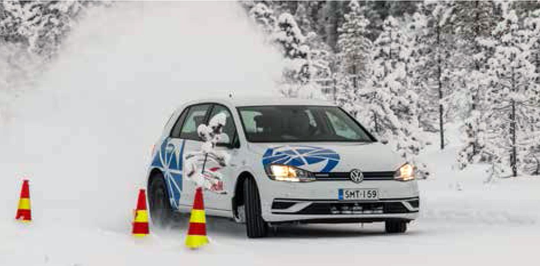 Победный дубль Michelin X-Ice North 4 в тестах «За рулем» и TestWorld