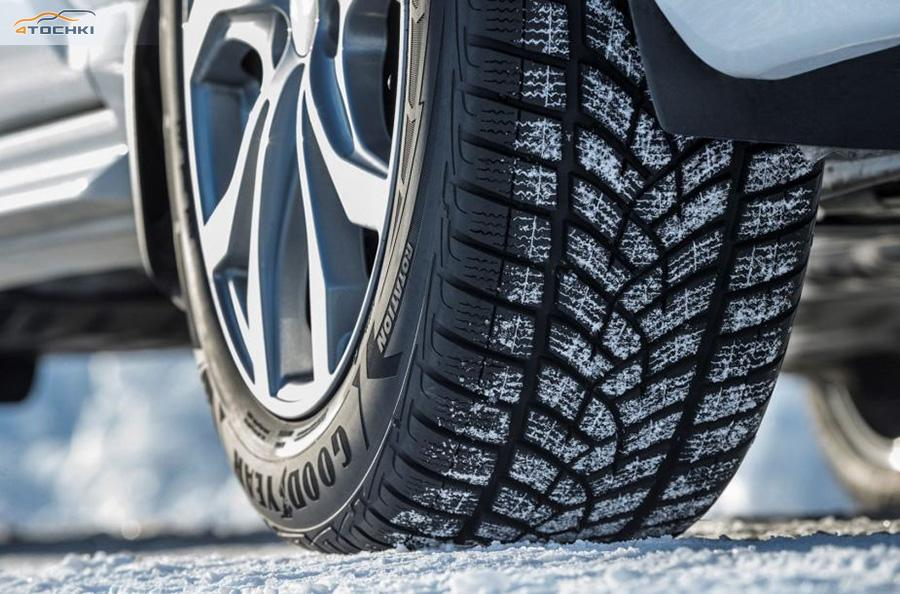 Технология SoundComfort теперь доступна в более широком размерном диапазоне зимних шин Goodyear