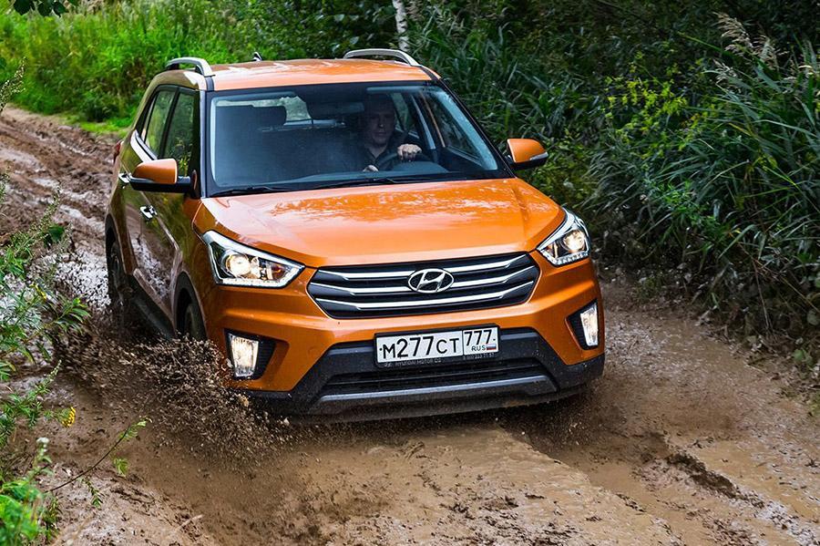 Для Hyundai Creta сделают мобильное приложение