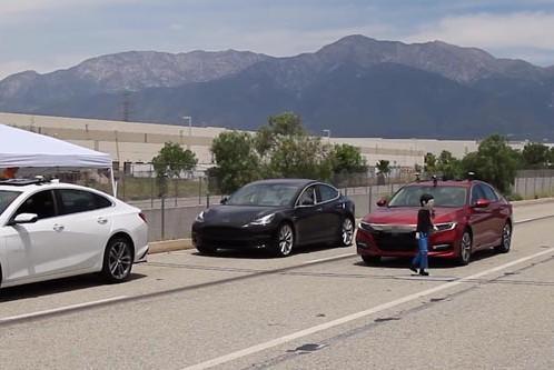Систему автоторможения признали неэффективной