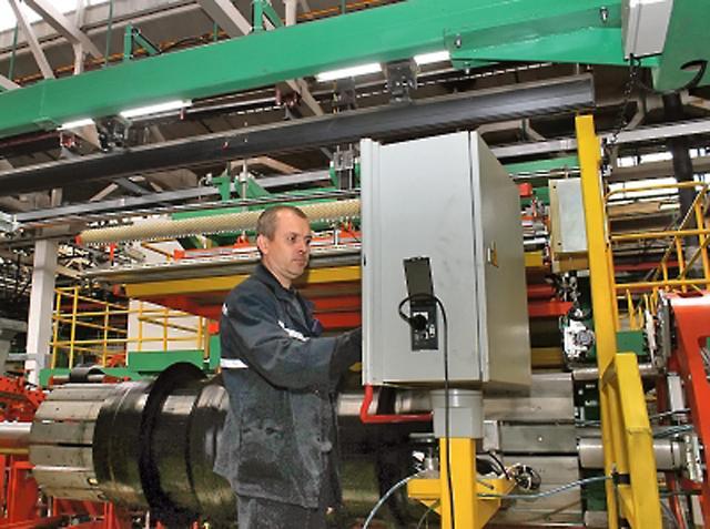 Новые модели КГШ компании «Белшина» проходят лабораторно-дорожные испытания