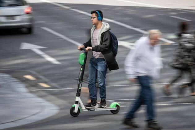 В ПДД впишут новые средства передвижения