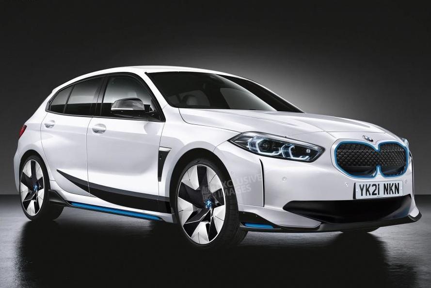 BMW расширит линейку электромобилей