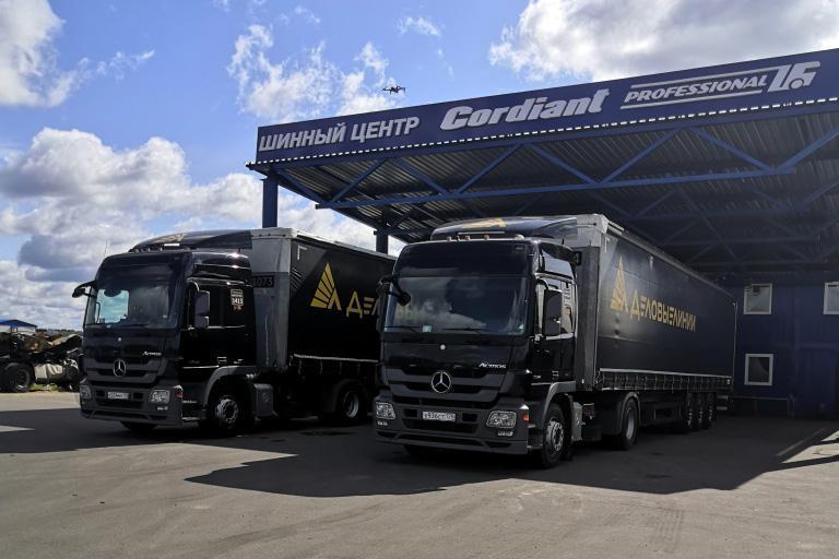 «Кордиант» провела сравнительные тесты своих грузовых шин с конкурентом премиум бренда