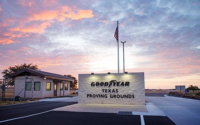 Goodyear продолжает расширять полигон в Техасе