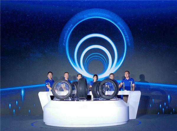 Пять новинок от Qingdao Sentury Tire для китайского рынка