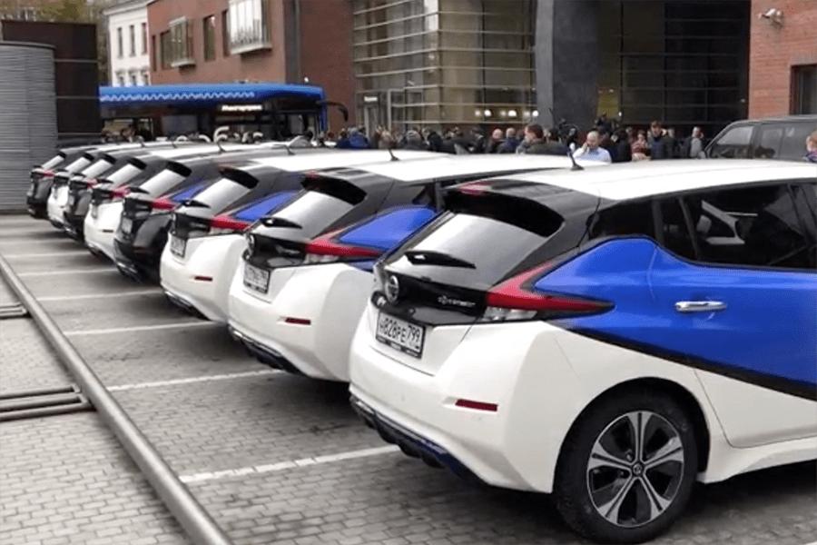 Электромобили могут освободить от транспортного налога