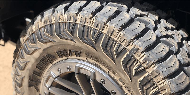Federal представила в Северной Америке новую гибридную шину Xplora R/T для пикапов
