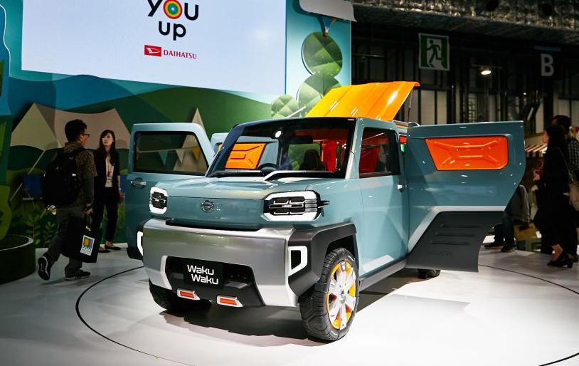 Пять концепт-каров дебютировали на Tokyo Motor Show 2019 на шинах компании Sumitomo