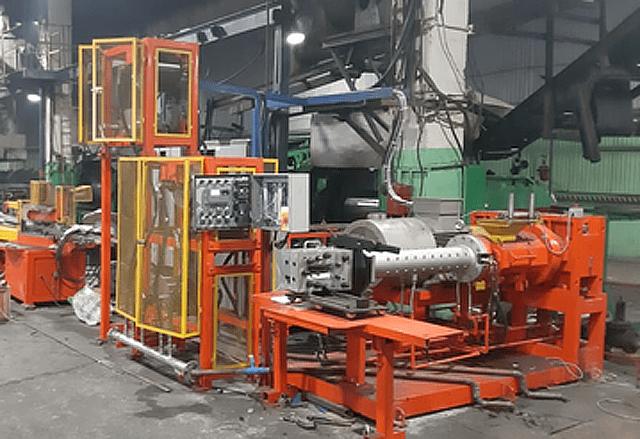 «Нортек» продолжает обновление оборудования по производству шин